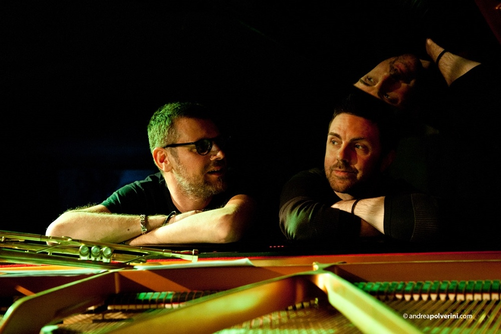"Photo of Saksikan konser ""Shuffle"" oleh duet Italia Fabrizio Bosso & Julian Mazzariello"
