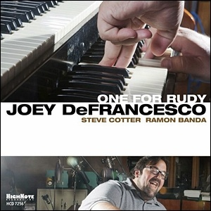 Photo of Joey DeFrancesco – One for Rudy