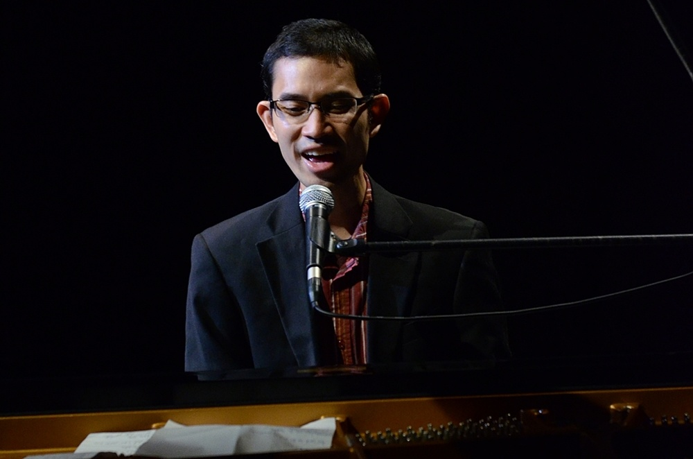 Photo of Piano tunggal Nial Djuliarso awali putaran Salihara Jazz Buzz 2014