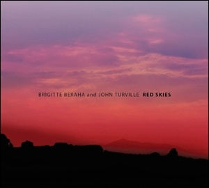 Photo of Brigitte Beraha and John Turville – Red Skies