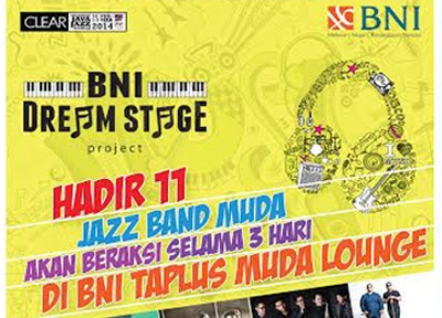 Photo of BNI menggelar Dream Stage Project di Java Jazz Festival 2014
