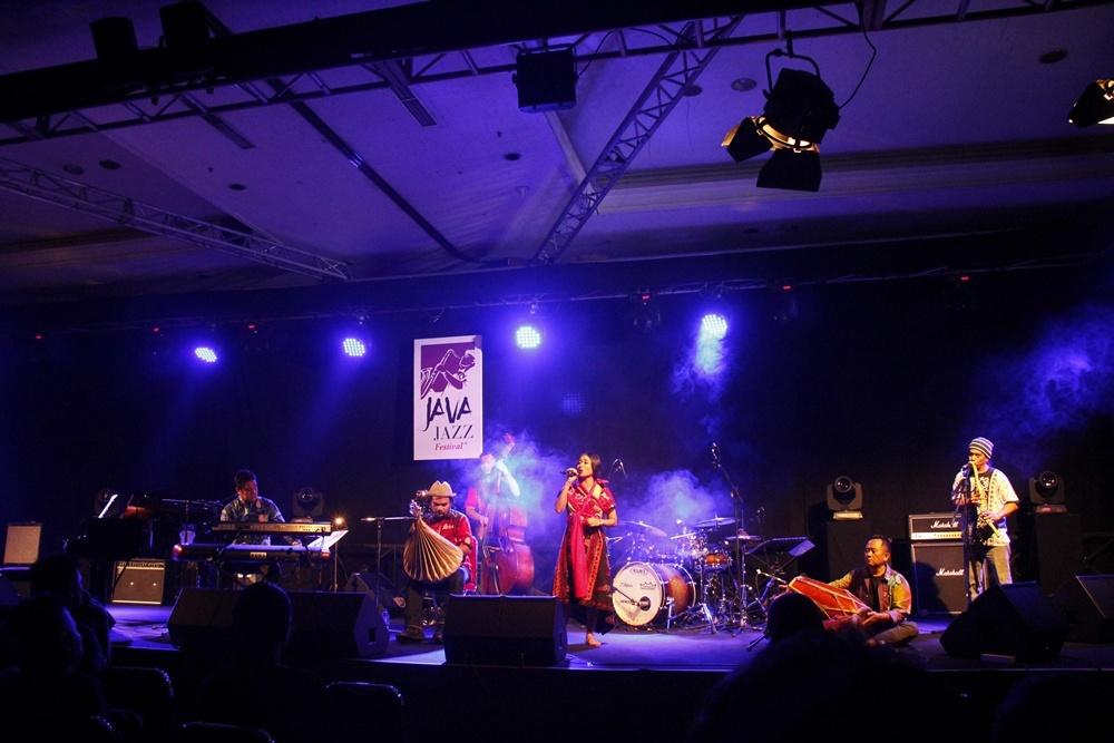 Photo of Aneka warna di hari pertama CLEAR Java Jazz Festival 2014