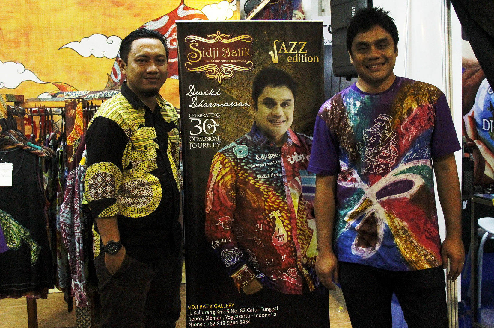 Photo of Batik Jazz di Java Jazz Festival 2014, Melestarikan Batik Lewat Musik Jazz