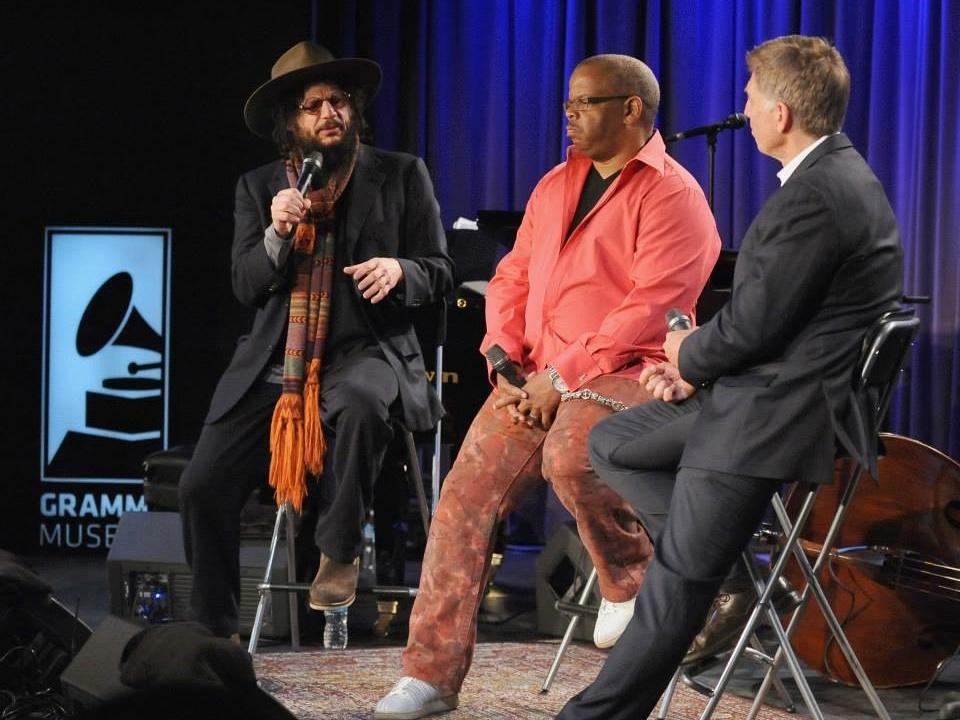 Photo of Pameran Blue Note Records di Museum Grammy