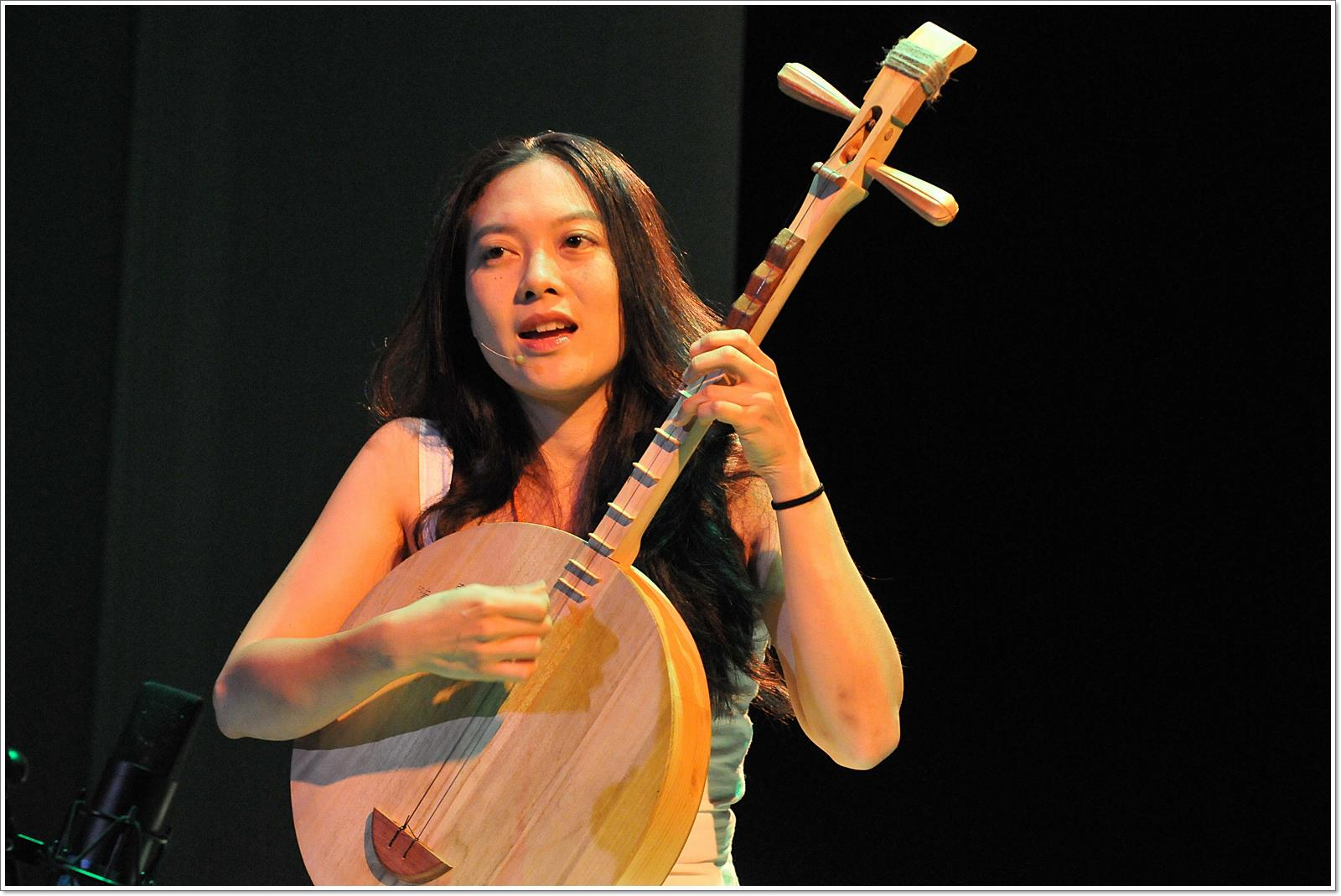 Photo of Jen Shyu Dianugerahi Doris Duke Impact Award 2014
