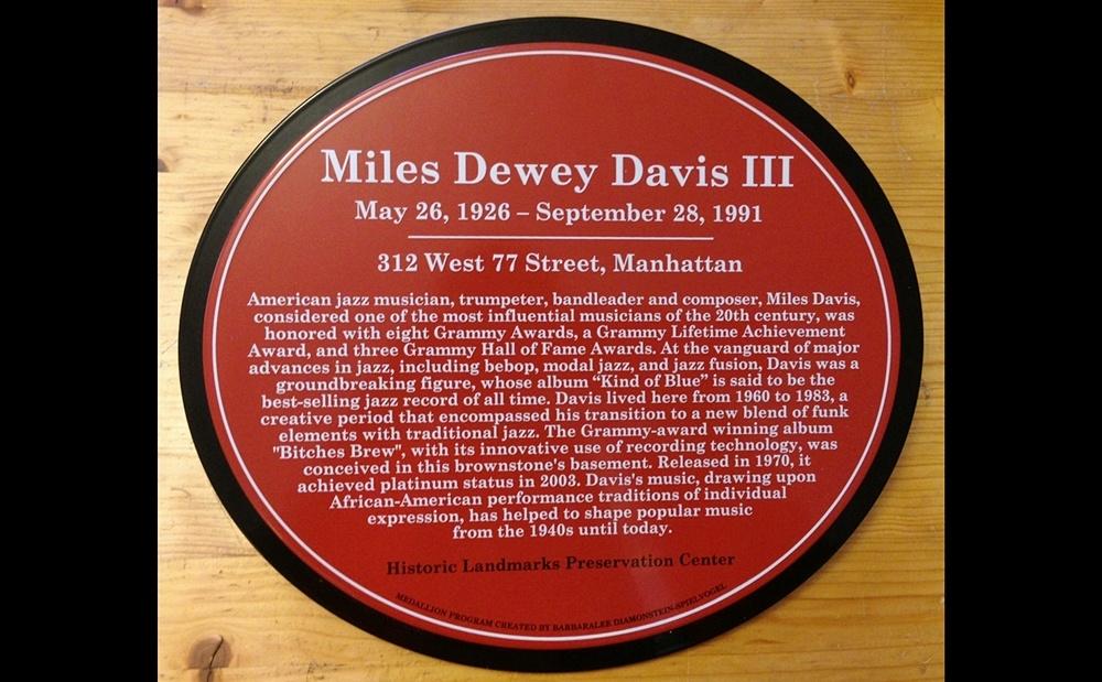 """Photo of Diresmikan di New York, Jalan Itu Bernama """"Miles Davis Way"""""""