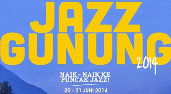 Photo of Jazz Gunung 2014: Naik-naik ke Puncak Jazz!