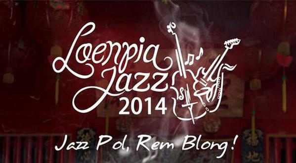 "Photo of Loenpia Jazz 2014 kembali digelar dengan tema ""Jazz Pol, Rem Blong!"""
