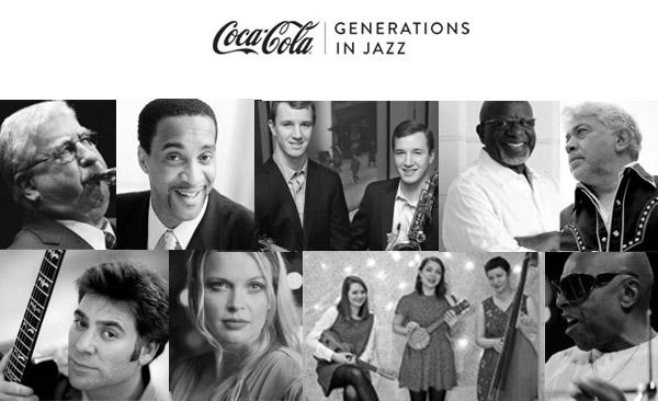 Photo of Jazz Festival Generasi Coca-Cola digelar di New York