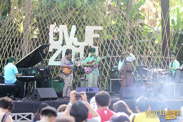 UVJF 2014 - Underground Jazz Movement