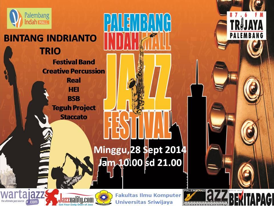 Photo of Palembang Indah Mall (PIM) Jazz Festival, Memadukan Apresiasi dan Edukasi