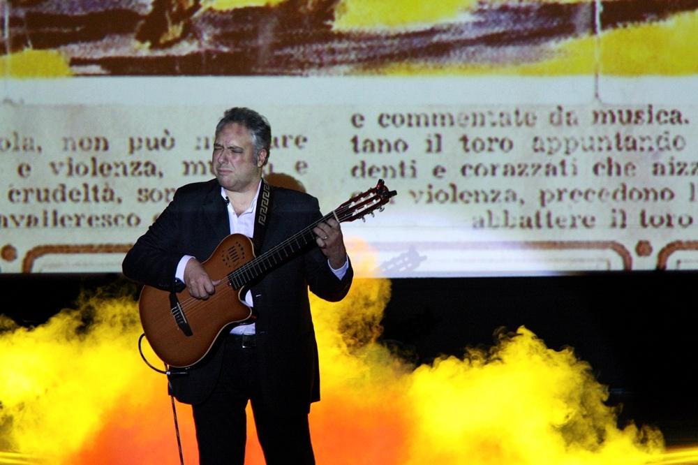 Photo of Jelajah gitaristik Francesco Buzzurro