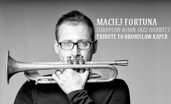 Photo of Maciej Fortuna European-Asian Jazz Quartet mini tour di Indonesia