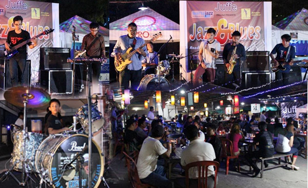 Photo of Jazz and Blues, Menyambut pesta Jazz tahunan, Mahakam Jazz Fiesta