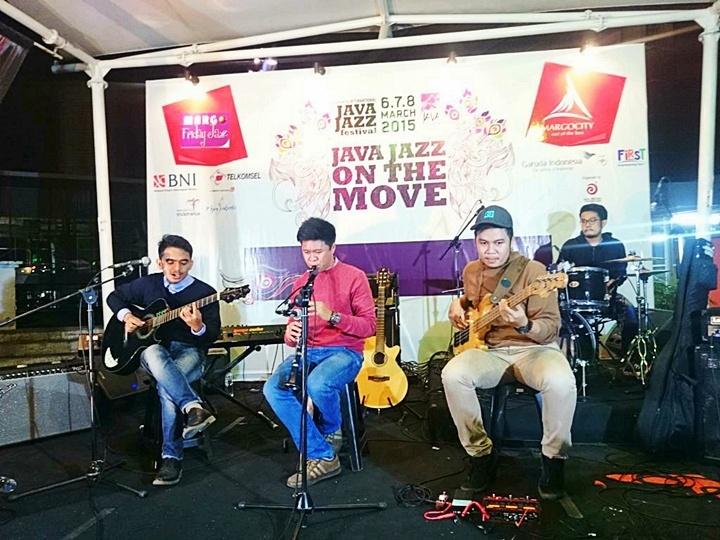 Photo of Sensasi ragam genre di Ozone Area (Java Jazz on the Move)