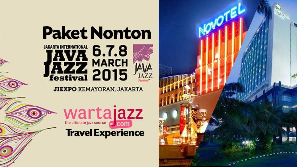 Photo of Paket Akomodasi (menginap dan nonton) Java Jazz Festival 2015