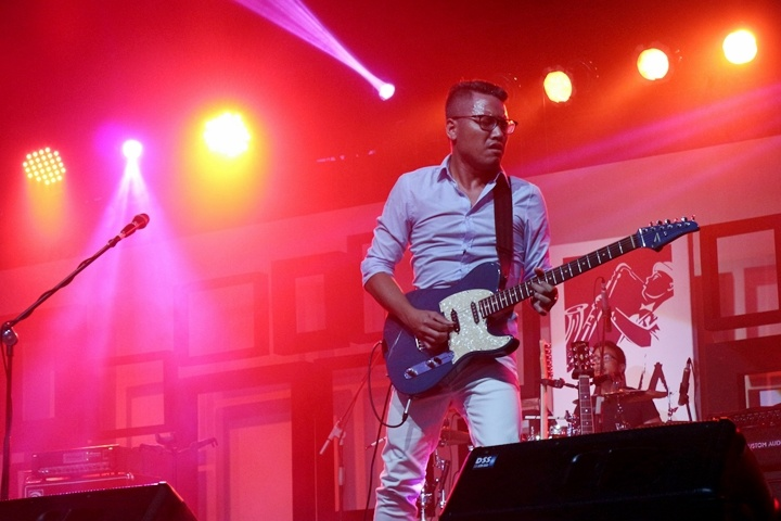 Photo of Andre Dinuth bawakan proyek solo di Java Jazz Festival  2015