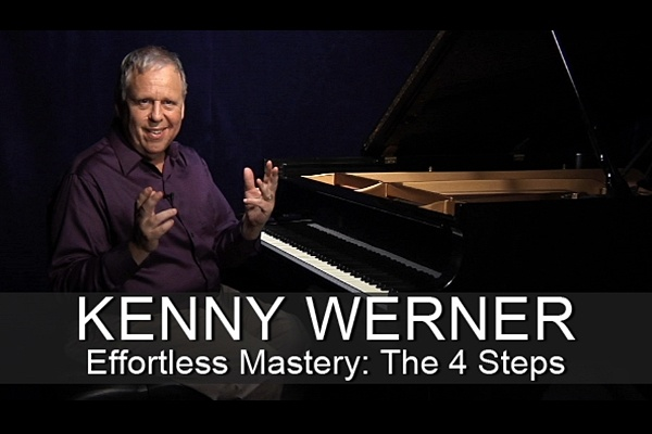 "Photo of Kenny Werner rilis ""Effortless Mastery: The 4 Steps"" via JazzHeaven.com"