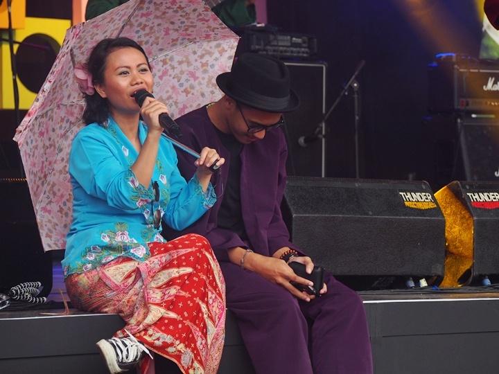 Photo of Lantun Orchestra, tetap atraktif meski diguyur hujan (Java Jazz Festival 2015)