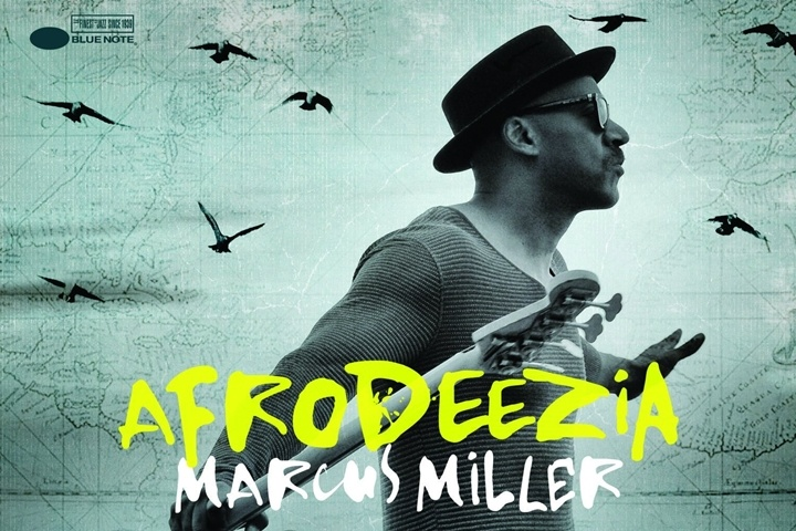 "Photo of Gabung ke Blue Note Records, Marcus Miller rilis debut ""Afrodeezia"""