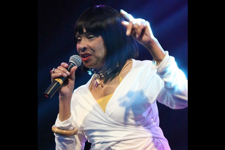 Photo of Mary Stallings tampil anggun di Java Jazz Festival 2015