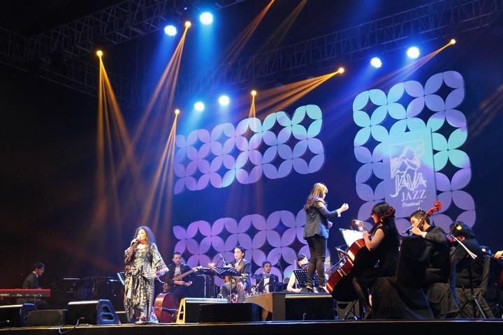 Photo of The Ladies of Jazz lantunkan tembang nostalgia di Java Jazz Festival 2015