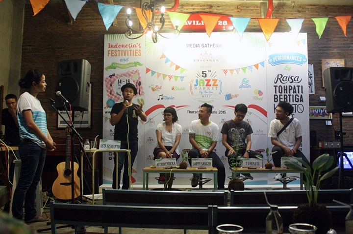 Photo of The 5th Jazz Market by the Sea: Indonesia's Festivities and Culinary Journey