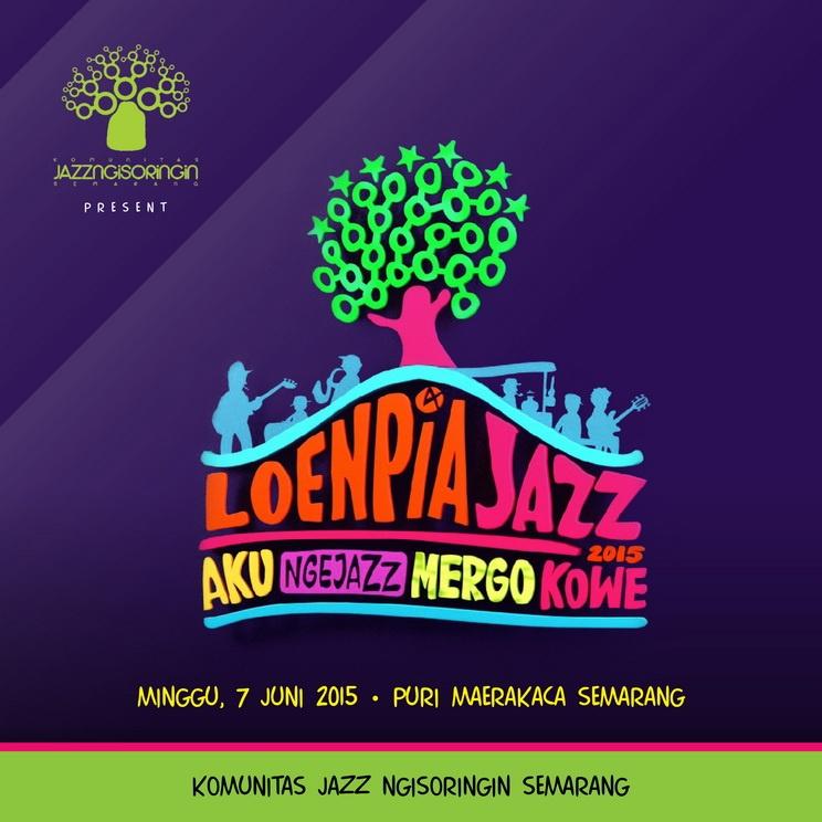 Photo of Loenpia Jazz Semarang Hadir Kembali di Puri Maerakaca, 7 Juni 2015