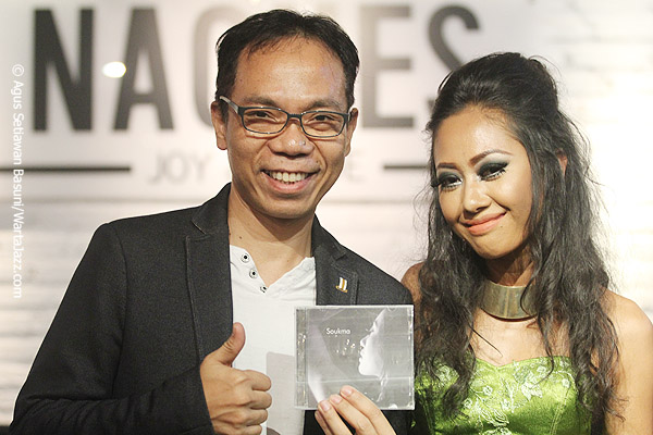 Photo of Didukung Indro Hardjodikoro, Soukma Egas rilis album 'self titled'