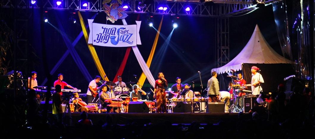 Photo of Ngayogjazz 2015 : Kebhinekaan Dalam Festival Jazz di Desa Budaya