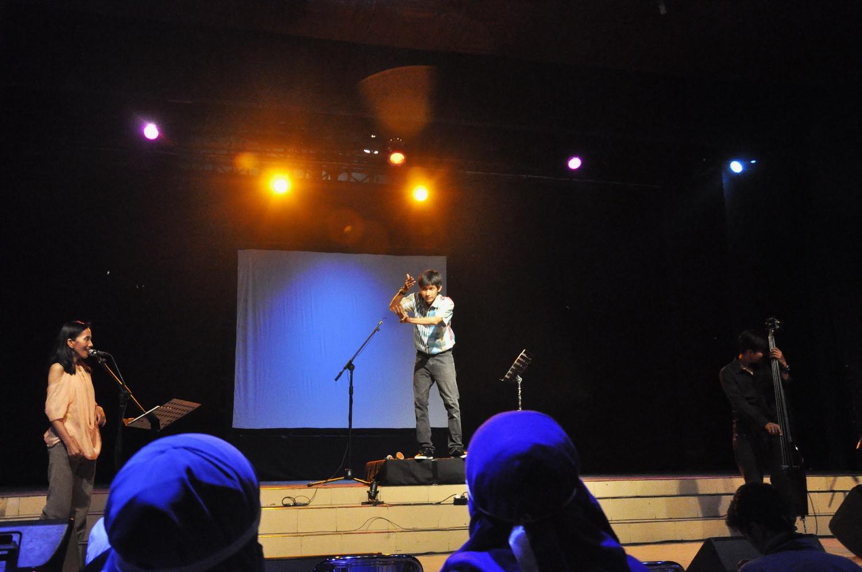 Photo of Percakapan Musik dan Kebisingan Motor ala Jay Afrisando