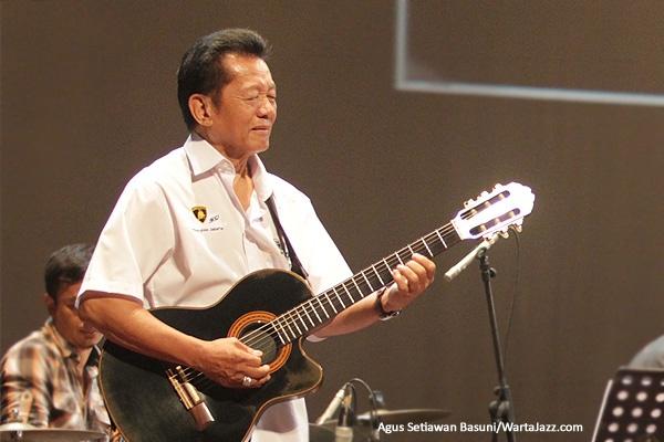 Photo of Duka bagi dunia Jazz Indonesia, gitaris Ireng Maulana wafat