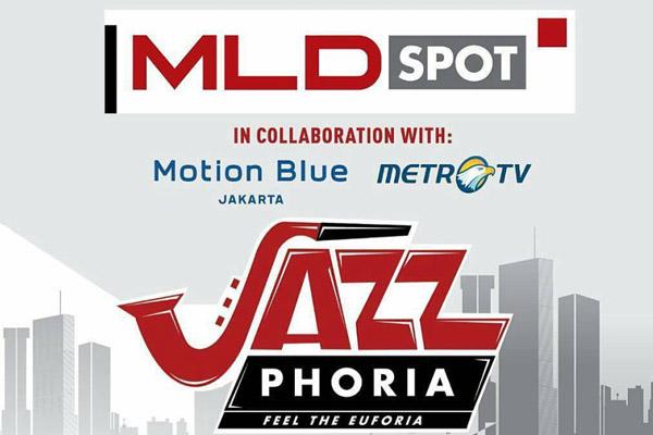 Photo of MLDSPOT berkolaborasi dengan Motion Blue dan Metro TV menghadirkan JazzPhoria