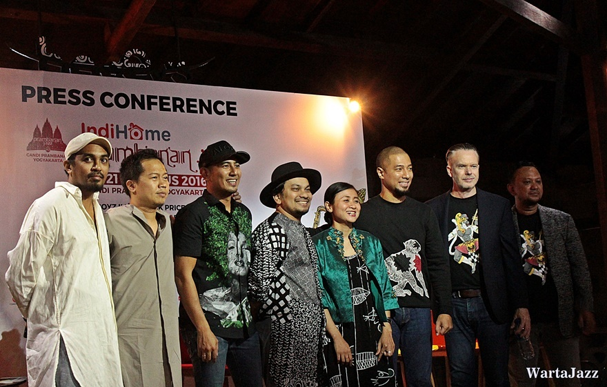 Photo of Prambanan Jazz Festival 2016, Padukan Jazz dan Kemegahan Candi Prambanan