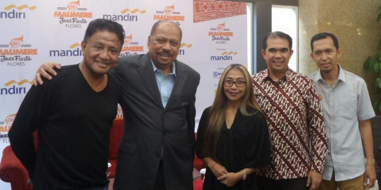 Photo of Mandiri Maumere Jazz Fiesta Flores – Sebuah Festival Jazz ditempat terbuka dengan pemandangan Eksotis di Timur Indonesia