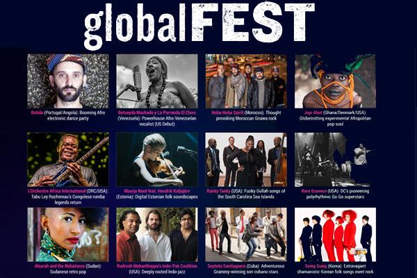 Photo of Global Festival ritual tahunan world music paling penting di Amerika Utara