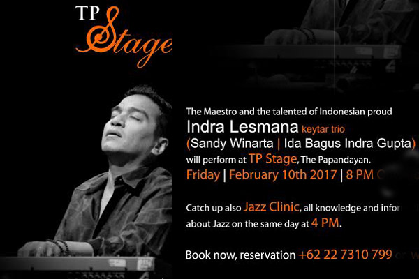 Photo of Indra Lesmana Keytar Trio bakal hiasi TP Jazz Weekend Bandung