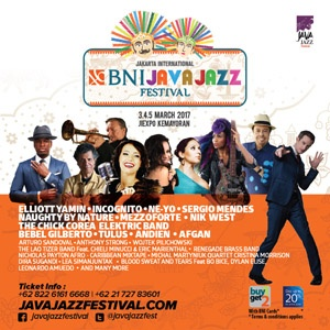Photo of Jakarta International BNI Java Jazz festival kembali digelar