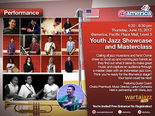Photo of Youth Jazz Showcase Series edisi Juni hadirkan BFG, Interstellar Space plus bassis Chaka Priambudi
