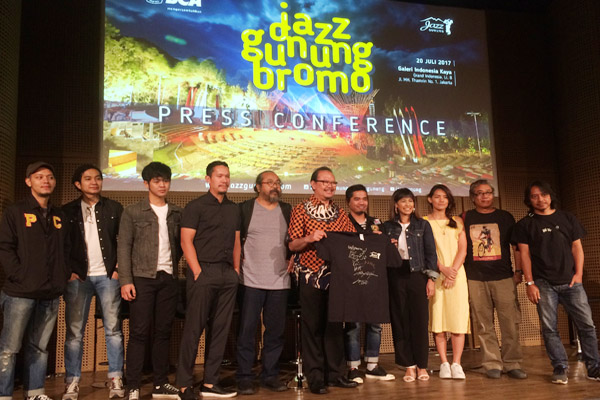 Photo of Jazz Gunung 2017 usung tema Merdekanya Jazz Meneguhkan Indonesia