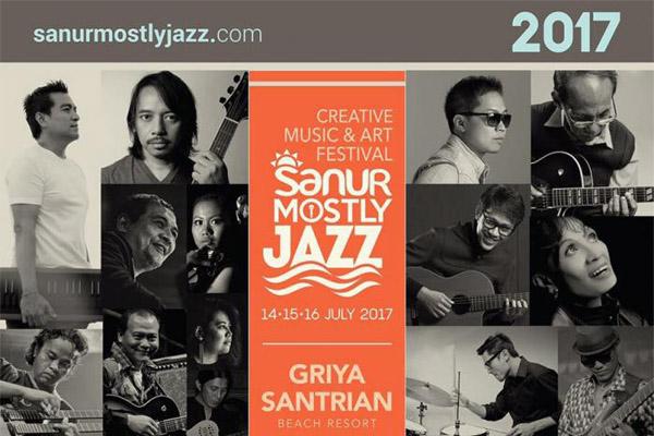 Photo of Sanur Mostly Jazz Festival digelar perdana di Bali