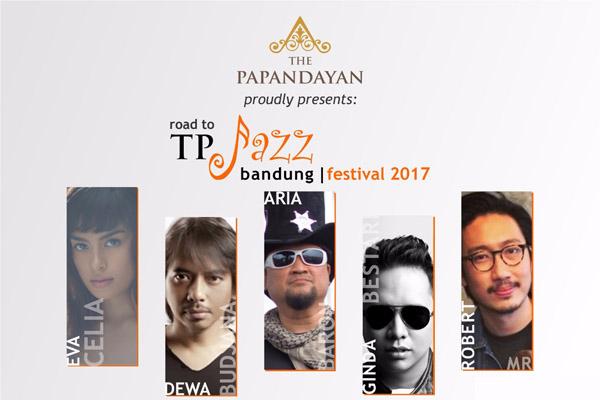 Photo of Road to TP Jazz Bandung Festival (TPJBF) sajikan Dewa Budjana, Eva Celia, Aria Baron, Ginda Bestari dan Robert Mulyarahardja
