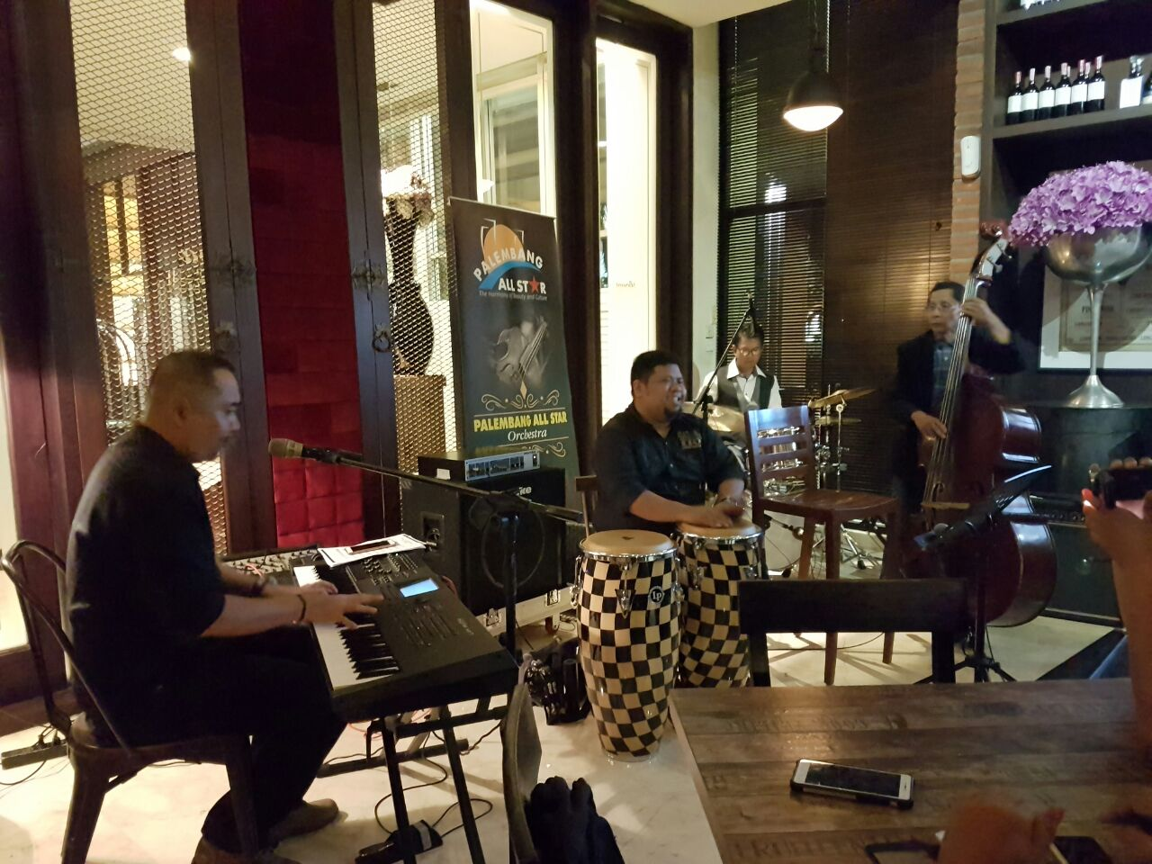 Photo of Sunday Jazz @Brava Parlour The Arista Hotel Palembang