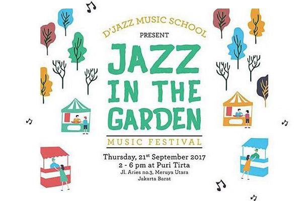 Photo of Jazz In The Garden persembahan D'Jazz Music School