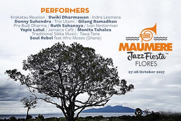 Photo of Maumere Jazz Fiesta Flores siap digelar kembali untuk kali kedua