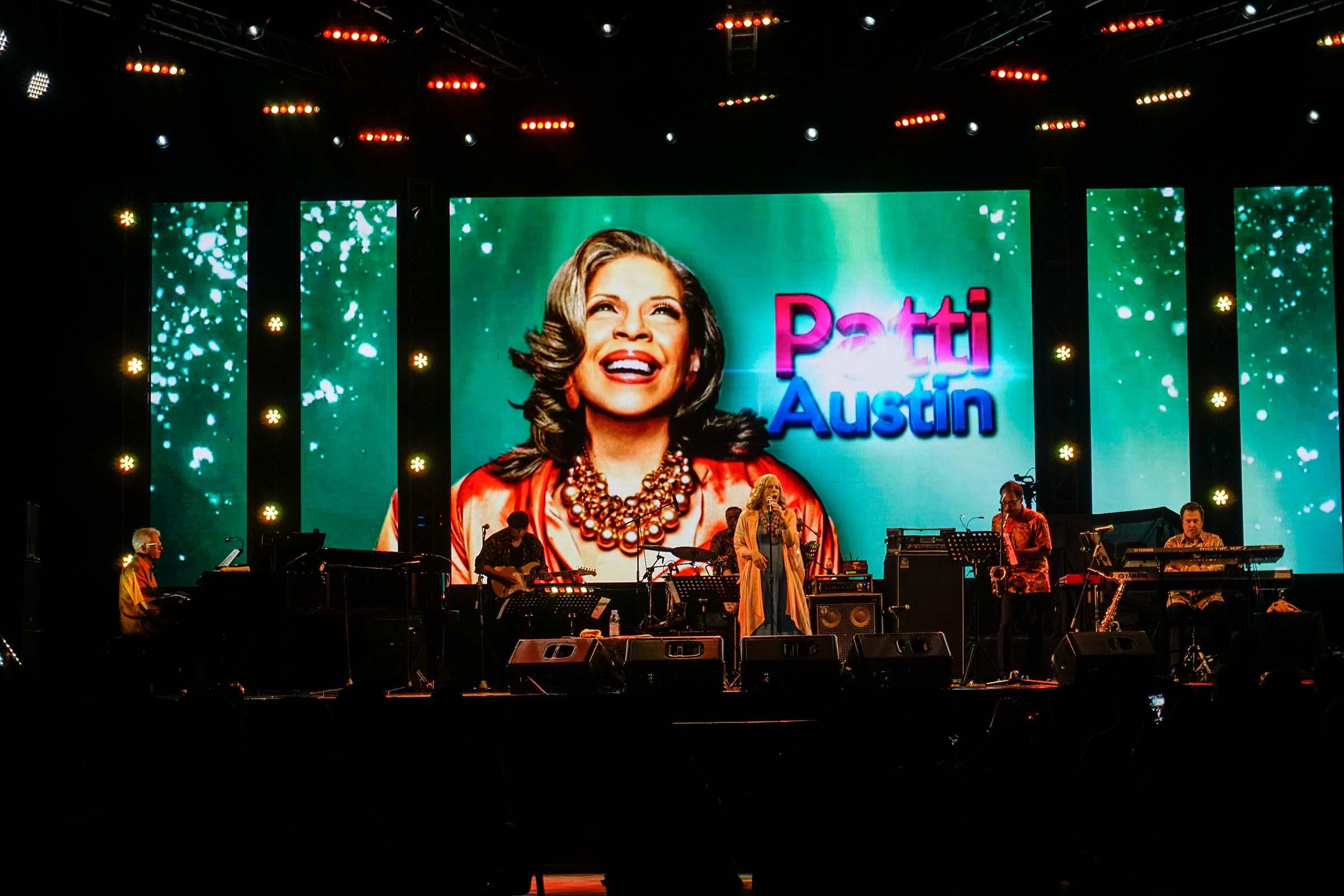 Photo of Economics Jazz Live XXIII Bertabur Bintang Era 80an
