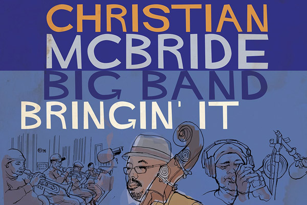 Photo of Edisi 60 Grammy Award: Cécile McLorin, Billy Childs, Christian McBride gondol penghargaan Jazz