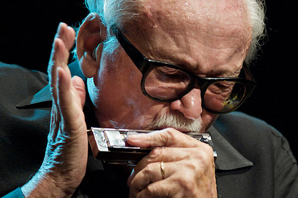 Photo of Toots Thielemans, sang legenda harmonika