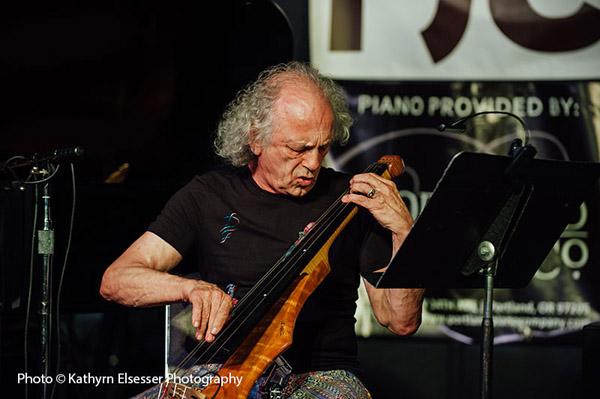 Photo of Bassist David Friesen