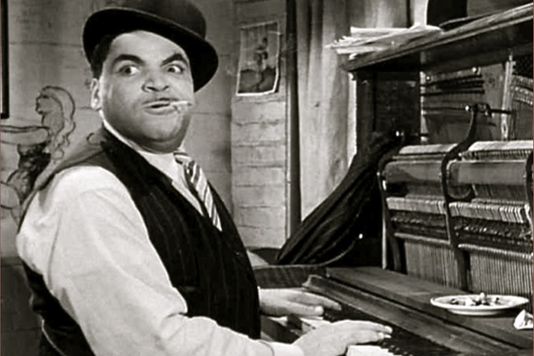 Photo of Fats Waller peletak pondasi piano jazz modern